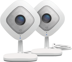 Arlo Q 1080p HD Security Camera with Audio - 2 Pack (VMC3240)