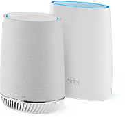 Orbi Mesh WiFi System & Orbi Voice Smart Speaker (RBK50V)