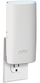 Add-on Orbi Wall-Plug Satellite (RBW30)