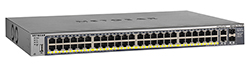 ProSafe M4100-50-POE Ethernet Switch