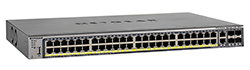 ProSafe M4100-50G-POE+ Ethernet Switch