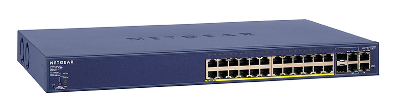 NETGEAR FS728TP ProSafe 24-Port Smart Switch